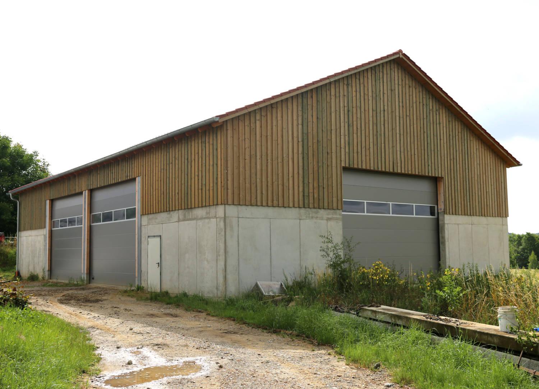 Landwirtschaftliche Lagerhalle in Heretshausen
